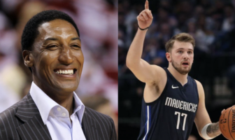 Scottie Pippen prédiction pour Luka Doncic