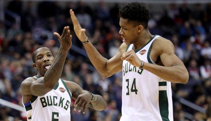 Bucks en avance sur Bulls 96 et Warriors 2016
