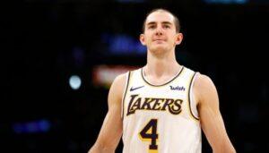 NBA – Alex Caruso désigne les 3 joueurs des Lakers les plus sous-estimés