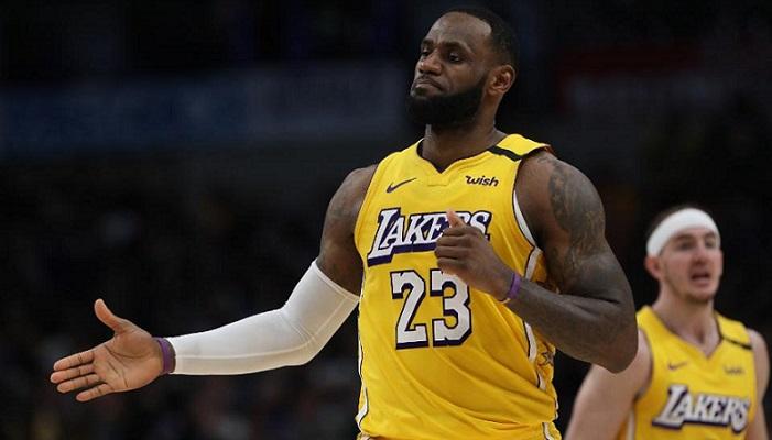 LeBron James dépasse Isiah Thomas au classement All-Time des passes
