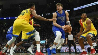 NBA – « Giannis ne défend personne, il a fui face à Harden et Luka ! »
