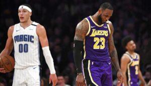 NBA – Aaron Gordon apporte un argument intéressant pour donner le MVP 2020