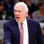 NBA – Une franchise toujours à fond sur Gregg Popovich !