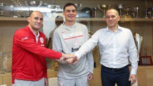 GBL – Encore un nouveau coach pour l'Olympiacos !