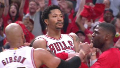 NBA – Le comportement étrange de Derrick Rose à la free agency 2010