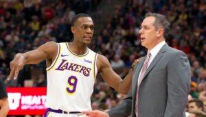 NBA – Frank Vogel rassure les fans avant le choc face aux Clippers
