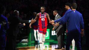 NBA – Ça se complique sérieusement pour Sekou Doumbouya
