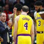 NBA – Frank Vogel révèle le moteur qui a conduit les Lakers jusqu'au titre
