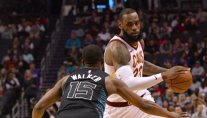 NBA – Kemba Walker réagit à sa terrible série contre LeBron James