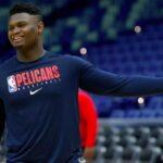 NBA – Ce que les Pelicans attendent de Zion Williamson