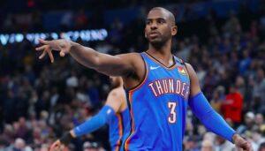 NBA – L'étonnante destination proposée pour Chris Paul par un journaliste