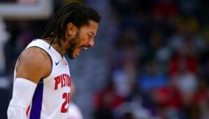 NBA – Derrick Rose ne sera finalement pas au All-Star Weekend !