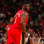 NBA – « Les Pelicans sont en route pour perdre Zion Williamson »