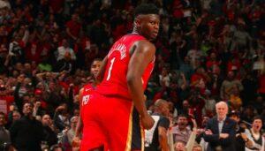 NBA – Zion Williamson trollé et critiqué par les fans !