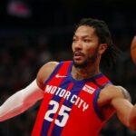 NBA – La femme de Derrick Rose réagit à la rumeur Lakers !