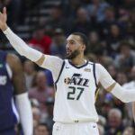 NBA – Un retour aux côtés de Rudy Gobert au Jazz ?
