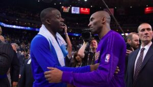 NBA – Ce que Kobe pensait vraiment de Draymond Green