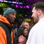 NBA – Luka Doncic évoque sa dernière rencontre avec Kobe Bryant