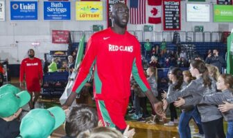 Retour Tacko Fall en G-League