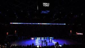 NBA – Le vibrant hommage pour Tony Parker, accueilli en héros à Paris
