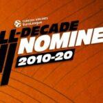 Euroleague – Votez pour votre équipe de la décennie !