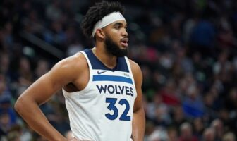 Les Wolves cloturent le dossier Karl-Anthony Towns