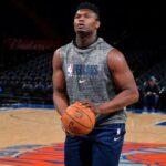NBA – Pourquoi Zion Williamson est-il annoncé « doubtful » ce soir ?