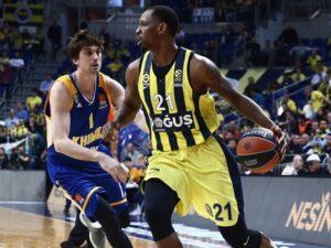BSL – Retour de James Nunnally au Fenerbahçe !