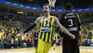 Euroleague – Dépassé par le collectif du Fenerbahçe, l'Asvel s'incline !