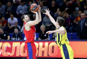 VTB League – Janis Strelnieks (CSKA Moscou) absent indéfiniment !
