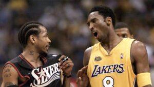 NBA – Qui Allen Iverson a traité d' « enculé » 164 fois en une saison