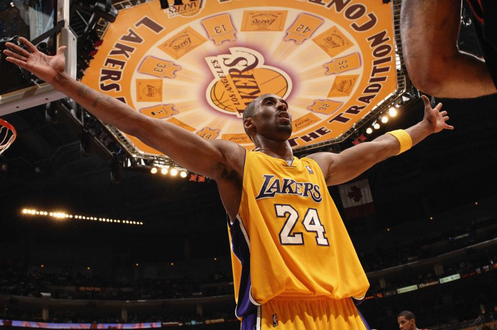 Kobe Bryant des Lakers