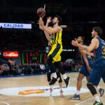 Euroleague – Léo Westermann en mode sniper contre Vitoria !