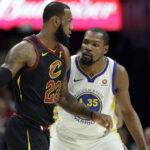 NBA – L'accomplissement colossal que seuls LeBron et KD se partagent