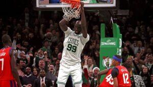 NBA – Pourquoi Tacko Fall ne participera pas au All-Star Game
