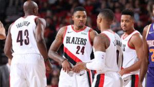 NBA – Deux trades à venir chez les Blazers ?