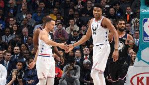 NBA – « Curry doit faire comme LeBron et recruter Giannis »