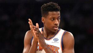 NBA – Frank Ntilikina s'exprime enfin sur les rumeurs le concernant !