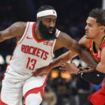 NBA – La ligue va pénaliser James Harden et Trae Young pour les playoffs