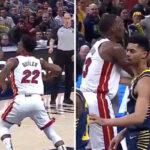 NBA – Le ton monte fortement entre Jimmy Butler et T.J. Warren !
