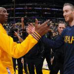 NBA – Le sublime geste de Gordon Hayward pour le dernier match de Kobe