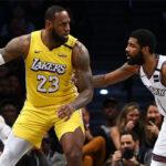 NBA – Un proche de LeBron James snobe Kyrie et KD et reste fidèle au King