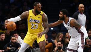 NBA – L'ancienne décla de Kyrie sur LeBron qui lui explose en pleine face