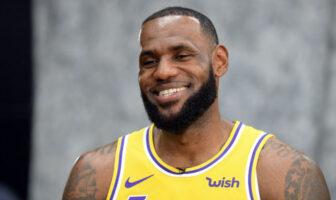 LeBron James approuve une star NCAA
