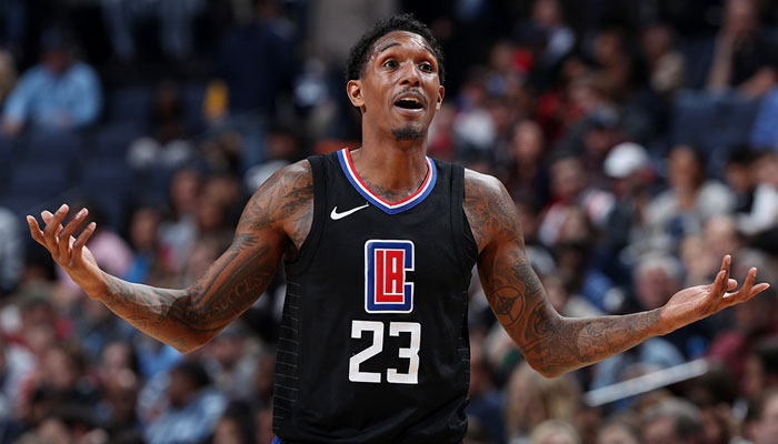 Lou Williams appelle son fils Syx