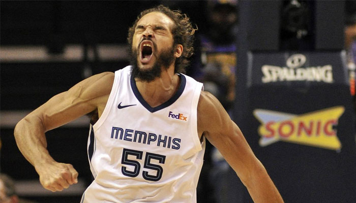 Joakim Noah en contact avec Dallas