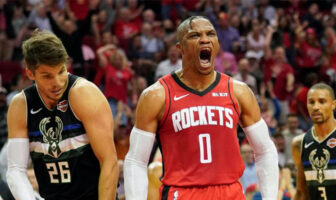 Russell Westbrook rejoint LeBron James dans l'histoire