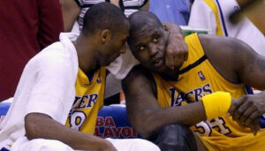 NBA – Shaq nie fermement un mythe sur lui et Kobe