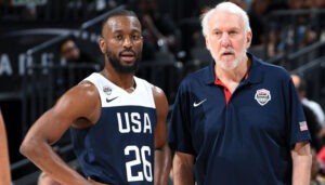 Team USA – Une première estimation pour les JO 2020
