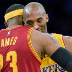 NBA – Les 3 posts de LeBron pour l'anniversaire de Kobe Bryant